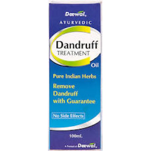 Deewal Dandruff treatment oil 100ml